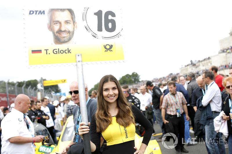 Грід-гьол Тімо Глока, BMW Team RMG