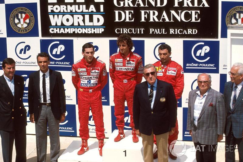 GP de Francia 1988