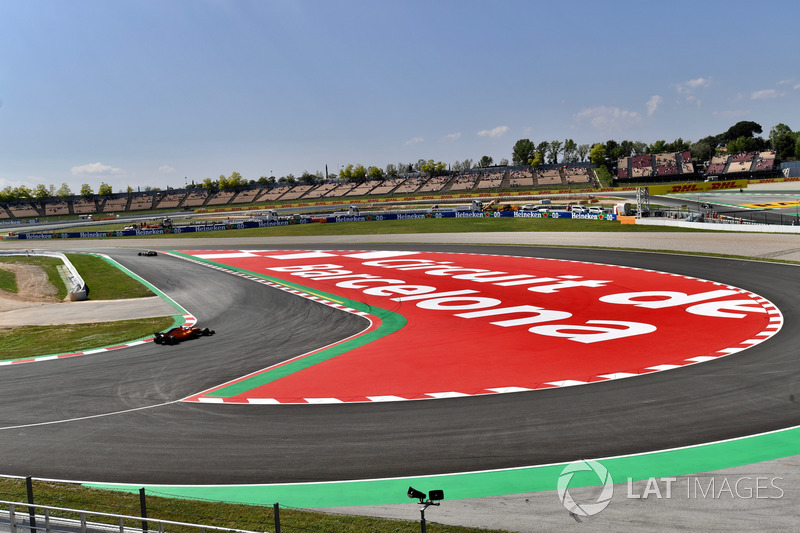 Fernando Alonso, McLaren MCL33;