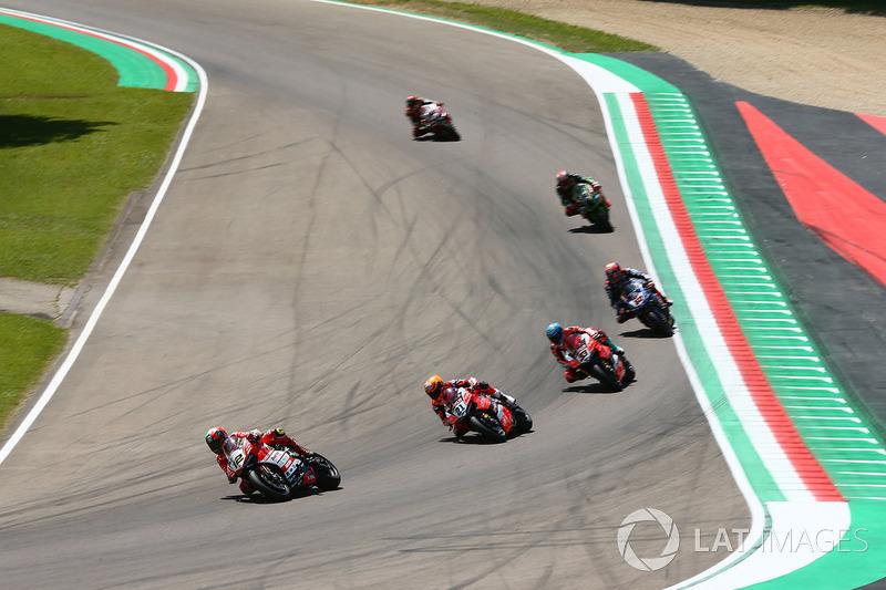 Xavi Fores, Barni Racing Team, Michael Ruben Rinaldi, Aruba.it Racing-Ducati SBK Team