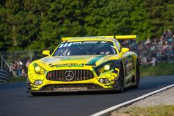 #48 Mercedes-AMG Team Mann Filter Mercedes-AMG GT3: Christian Hohenadel, Indy Dontje, Maximilian Götz, Renger van der Zande