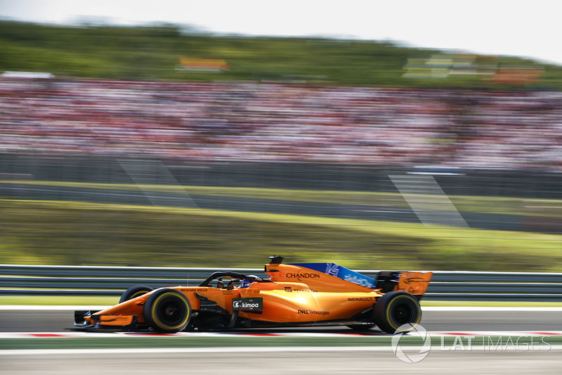 Points for Alonso on his birthday