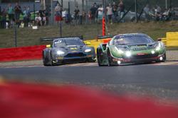 #488 Rinaldi Racing Ferrari 488 GT3: Pierre Ehret, Rick Yoon, Murad Sultanov, Nick Boulle