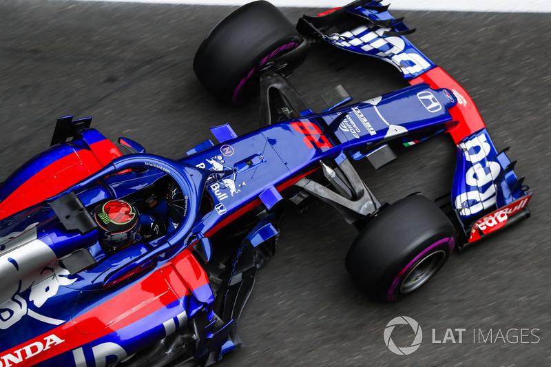 19. Brendon Hartley, Toro Rosso STR13