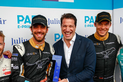 Julius Baer Pole award goes to Jean-Eric Vergne, Techeetah