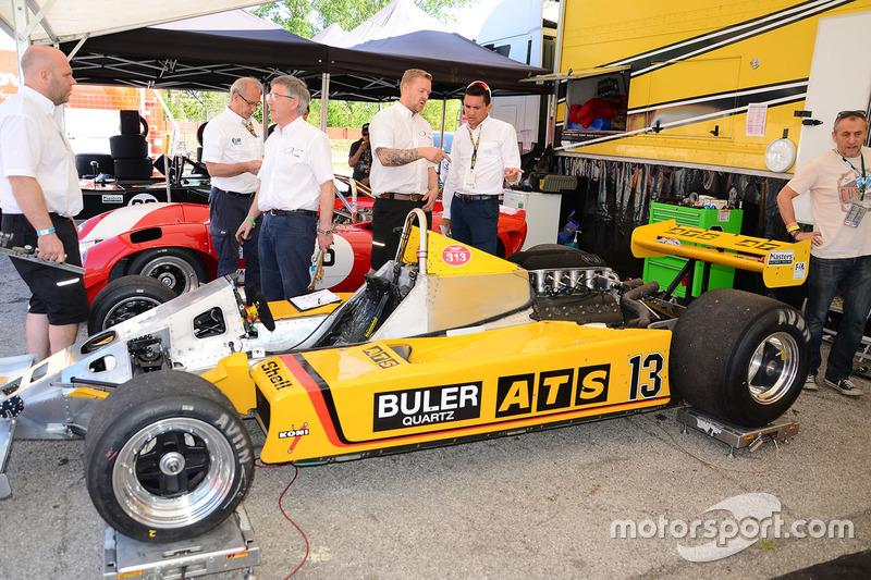 ATS F1