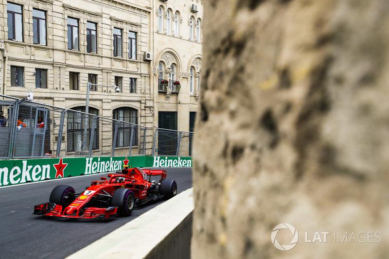 Kimi Raikkonen foi o segundo mais rápido