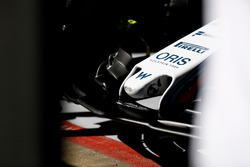 Naso della Williams FW41