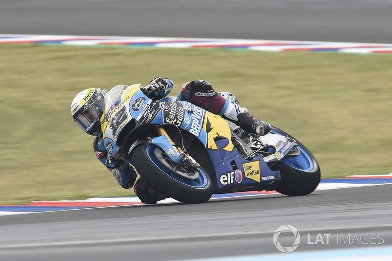 Thomas Luthi, Estrella Galicia 0,0 Marc VDS