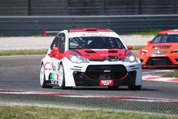Andrea Stassano, 2T Course & Reglage, Ciroen C3 Maxi-TCR