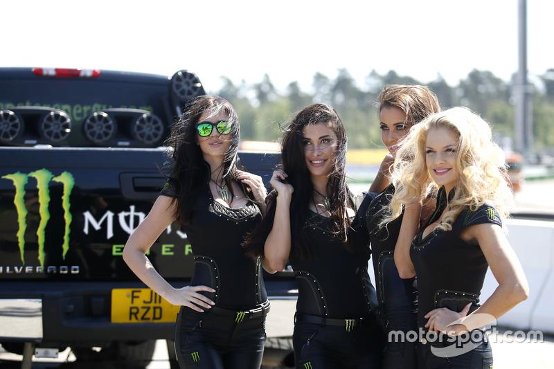 Lovely Moster girls