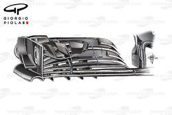 McLaren MP4/31 voorvleugel, Amerikaanse GP