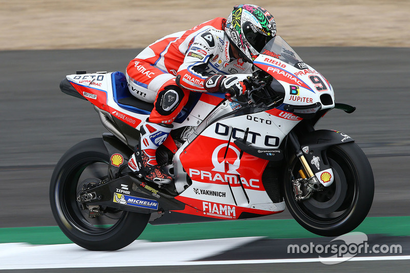 14. Danilo Petrucci, Pramac Racing