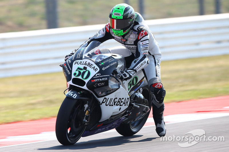 16. Eugene Laverty, Aspar Racing Team
