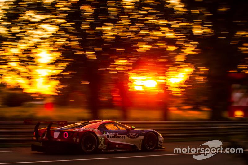 Bonus 2 : Von der Sonne geküsst: Ford in Le Mans