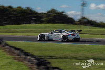 BMW-Testfahrten, Mai