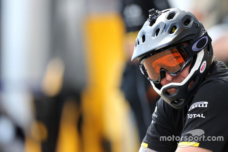 Renault Sport F1 Team mekanikeri
