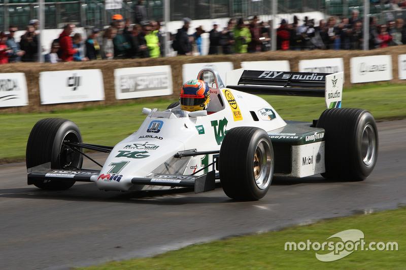 Karun Chandhok, Williams Renault FW08C