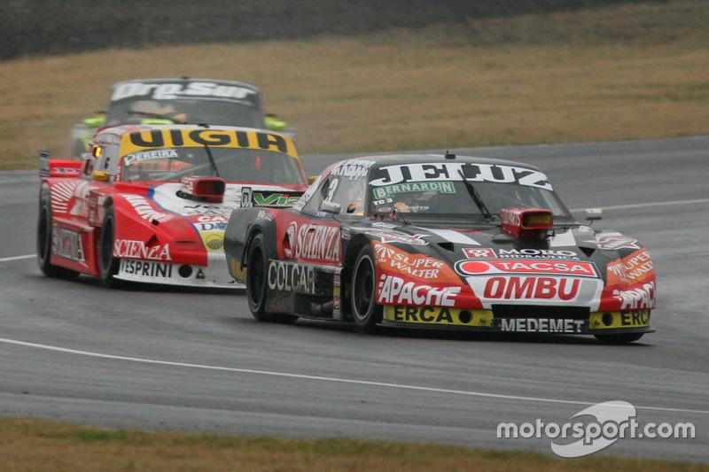 Facundo Ardusso, JP Racing Dodge, Juan Manuel Silva, Catalan Magni Motorsport Ford, Mauro Giallombar