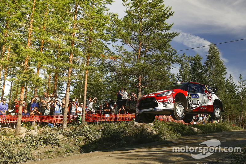 Craig Breen, Citroën DS3 WRC