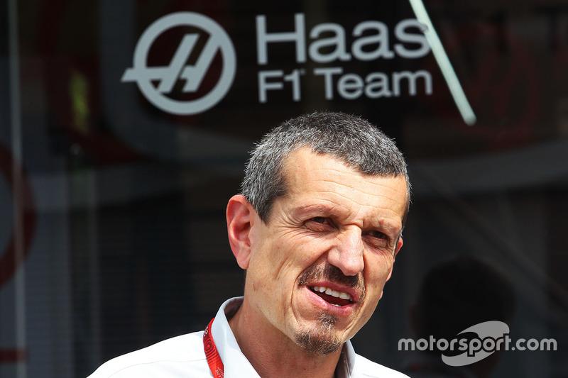 Гюнтер Штайне, керівник Haas F1 Team