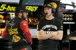Martin Truex Jr., Furniture Row Racing, Toyota Camry 5-hour ENERGY/Bass Pro Shops Cole Pearn