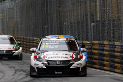 Рьо Мітігамі, Honda Racing Team JAS, Honda Civic WTCC