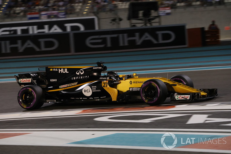 2017: Renault RS17