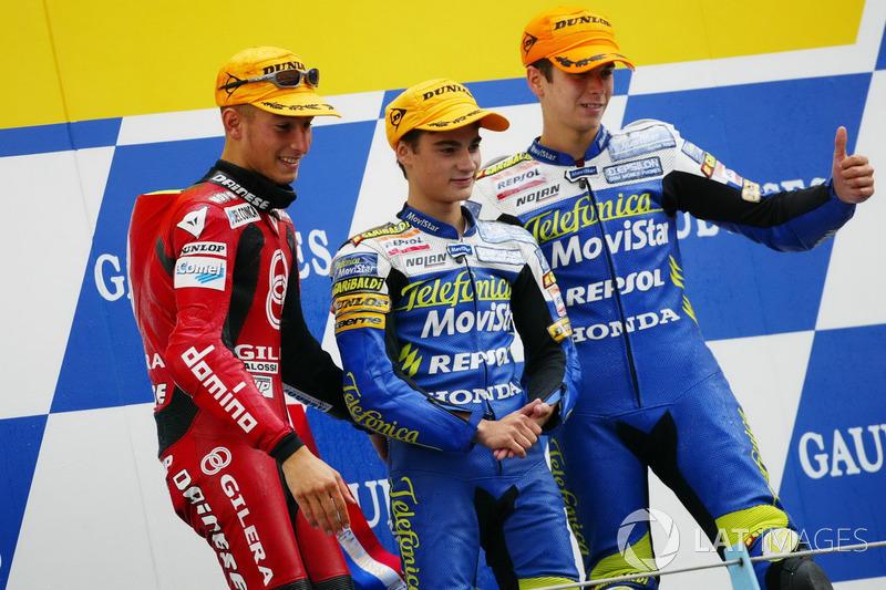 2002: Гран Прі Нідерландів, перша перемога