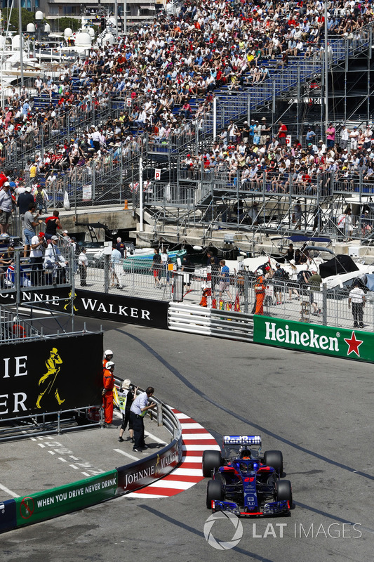 Brendon Hartley, Toro Rosso STR13