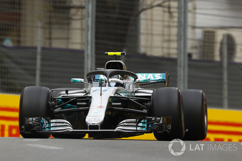 3: Valtteri Bottas, Mercedes AMG F1 W09, 1'41.837