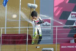 Podio: ganador, Valentino Rossi