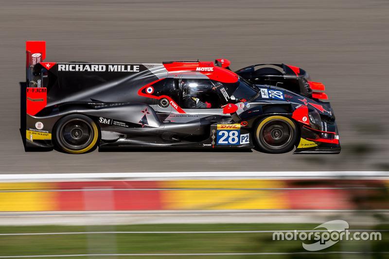 Смогут ли Dallara и Ligier составить конкуренцию ORECA в LMP2?