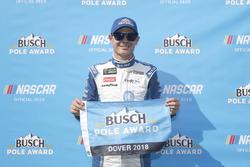 Polesitter Kyle Larson, Chip Ganassi Racing, Chevrolet