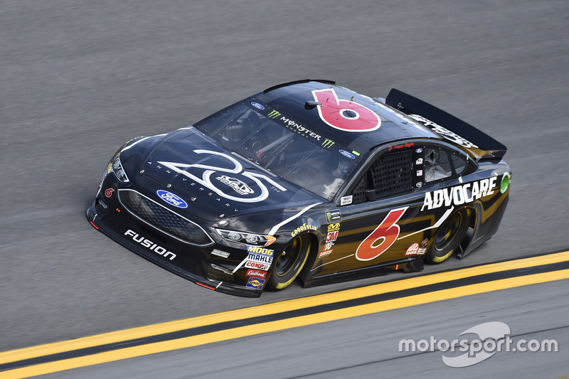 #6: Trevor Bayne, Roush Fenway Racing, Ford Fusion