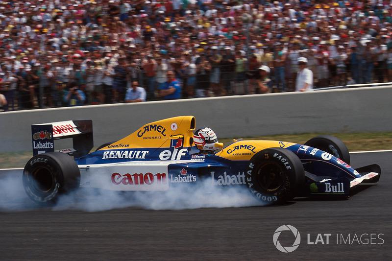1991: Williams-Renault FW14
