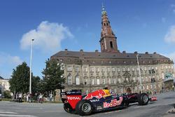 F1 Red Bull Racing show Christiansborg
