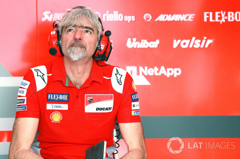 Gigi Dall'Igna, Ducati Team General Manager