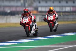 SS600: Andi Gilang dan Irfan Ardiansyah, Astra Honda Racing Team