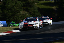 #25 BMW Team RLL BMW M8, GTLM: Alexander Sims, Connor de Phillippi, #24 BMW Team RLL BMW M8, GTLM: John Edwards, Jesse Krohn