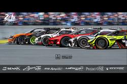 Автомобили GT1