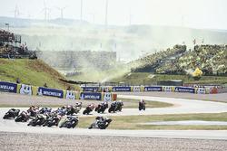 Jorge Lorenzo, Ducati Team, race action