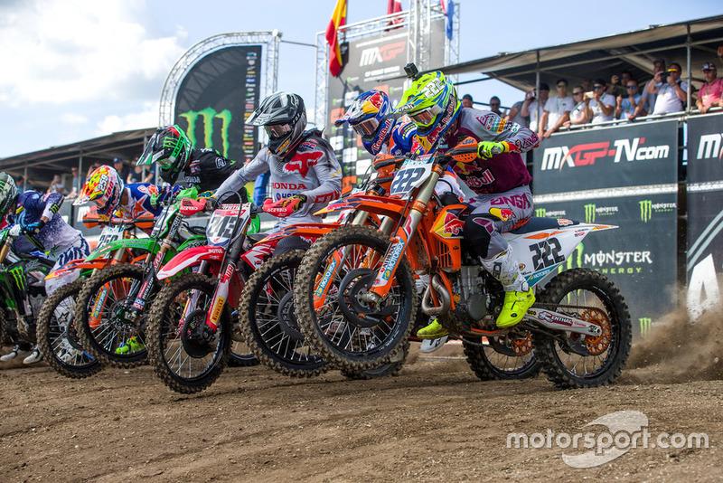 Tony Cairoli, Red Bull KTM Factory Racing, Jeffrey Herlings, Red Bull KTM Factory Racing