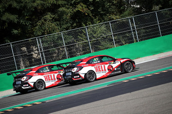 Attila Tassi, Hell Energy Racing with KCMG Honda Civic Type R TCR, Josh Files, Hell Energy Racing with KCMG Honda Civic Type R TCR