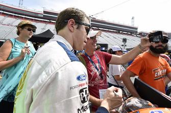 Brad Keselowski, Team Penske, Ford Fusion Miller Lite
