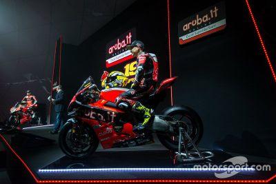 Ducati onthulling