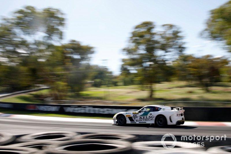 22. #55 Ginetta Australia Ginetta G55 GT4: Bradley Schumacher, James Vernon, Aaron Love