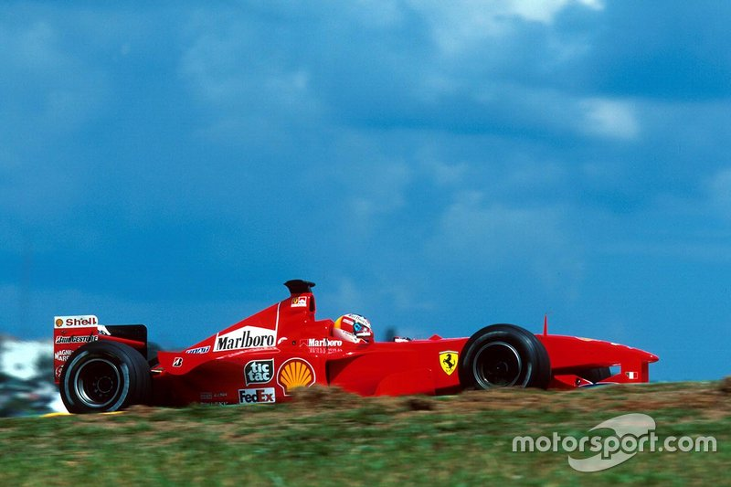 2000 巴西大奖赛