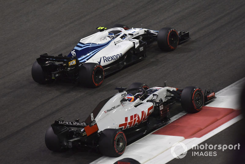 P15: Sergey Sirotkin, Williams FW41
