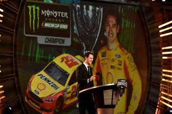 NASCAR Cup-Champion 2018: Joey Logano, Team Penske, Ford Fusion